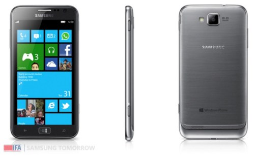 Windows 8 smartphones are possibly expected before the OS