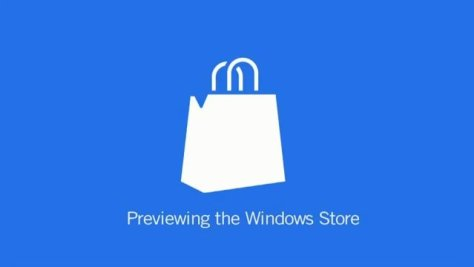app on Windows Store
