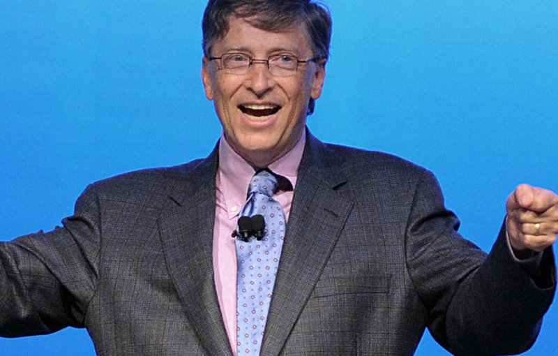 Bill Gates upbeat on Windows 8