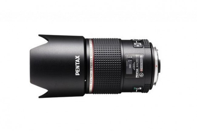 Pentax releases two new camera lenses