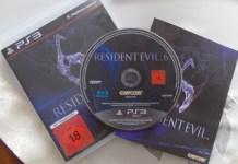 Resident Evil 6 leak