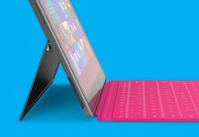 price of Microsoft Surface tablet