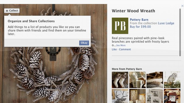 Facebook rolling out Collections to rival Pinterest