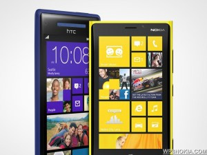 Windows Phone 8 devices to be released first by AT&T