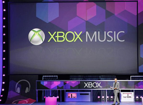 Xbox Music set to arrive this month