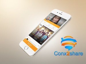 Conx2share, an Innovative One-stop Mobile App, Slated for January Launch