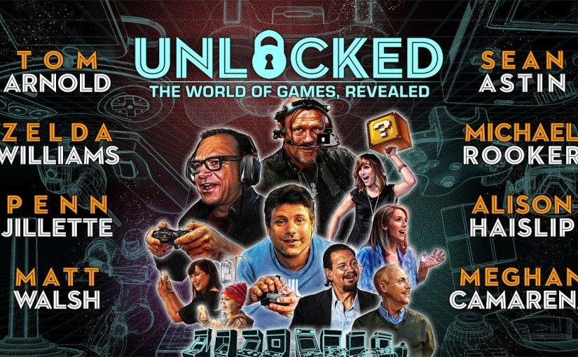 Here's Why You Should Get Unlocked: The World of Games