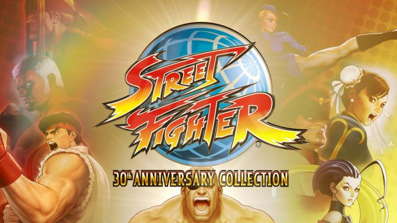 Street Fighter 30th Anniversary: Capcom Announces Collection For PS4, Xbox One, Switch, PC