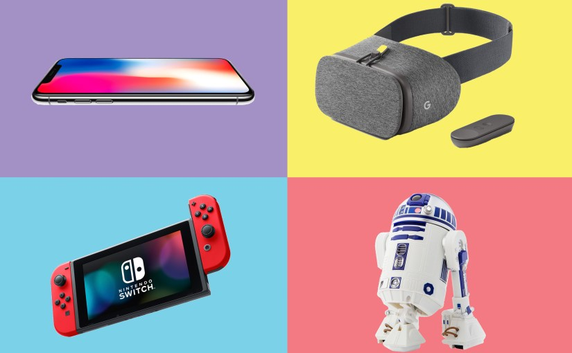 Tech Stuffers That Will Be The Apple of Your Family and Friends' Eyes