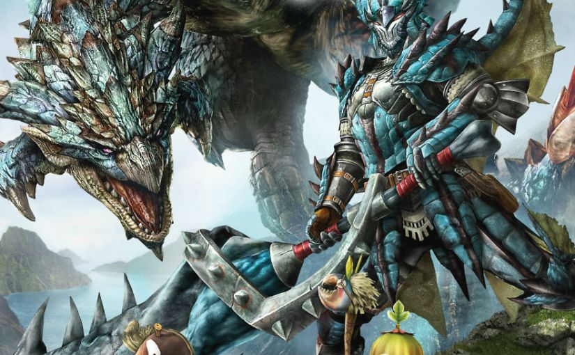 Capcom Sets Jan 25 to 28 For Monster Hunter Launch