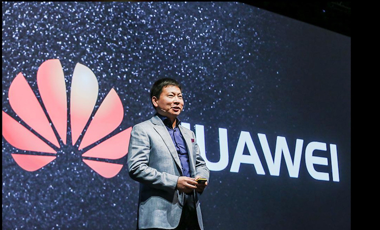 Huawei Chief Slams Lawmakers After Collapse of AT&T Deal