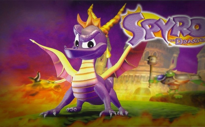 Report: Spyro The Dragon PS4 Remaster Coming This Year
