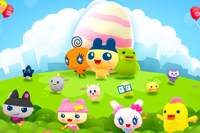 Tamagochi App now available for mobile