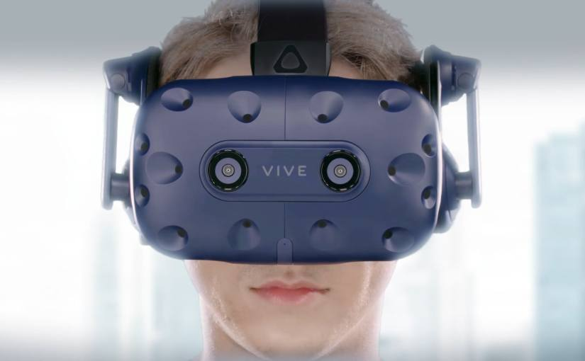 Pre-orders For HTC's $799 Vive Pro Headset-Only Opens Today