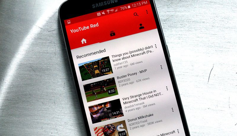 YouTube Bringing Picture-in-Picture to Desktop