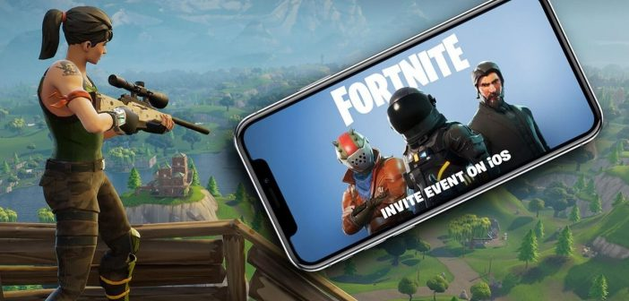 Fortnite Mobile: Epic Games Showcases iOS Gameplay