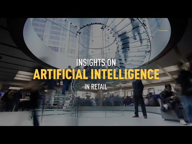 AI, VR and IoT: Retail's Best Friends for Survival