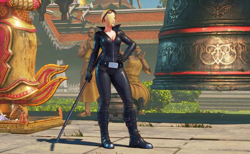 Falke: New Street Fighter 5 DLC Character Releases In April
