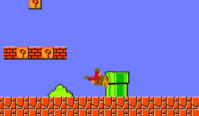 Super Mario Jelly