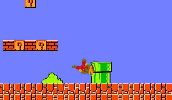 Jelly Mario Is Super Mario On A Whole New Level