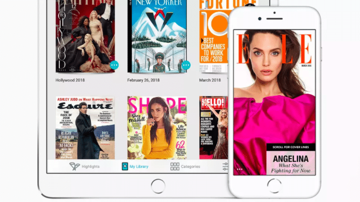 Report: Apple To Launch A  Paid News Subscription Service After Texture Acquisition