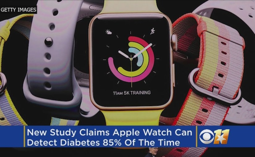 An Apple Watch A Day Can Keep the Doctor Away