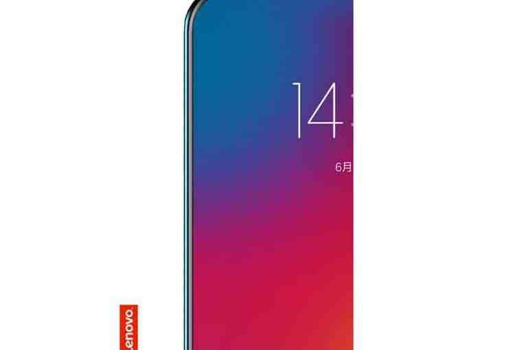 The Lenovo Z5 Could Be The First All Screen Phone