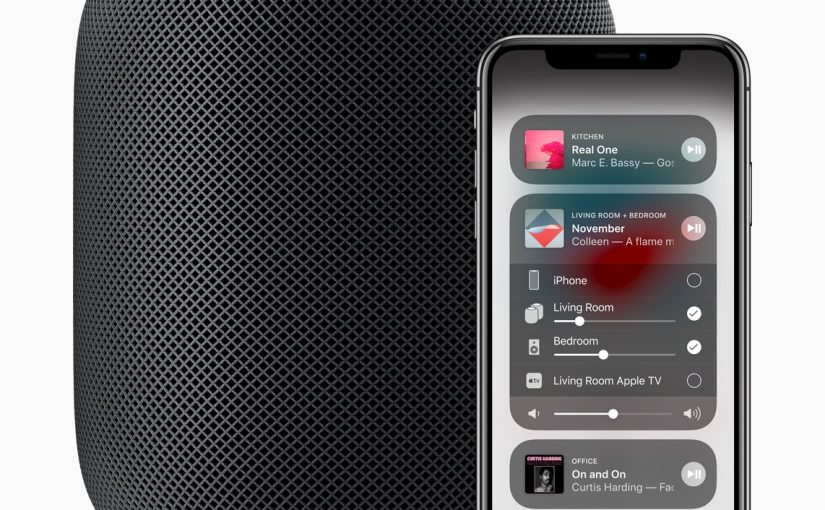 Apple Debuts iOS 11.4 With AirPlay 2  Audio Support For HomePod