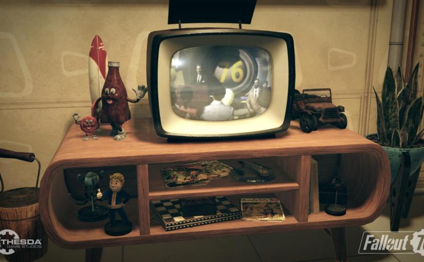 Fallout 76: Bethesda's New Game Features Vault 76