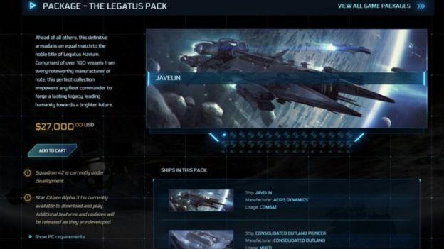 Legatus Pack