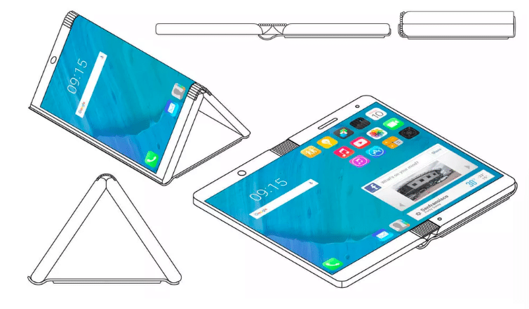 Motorola May Release A Folding Smartphone That Turns Into A Tablet