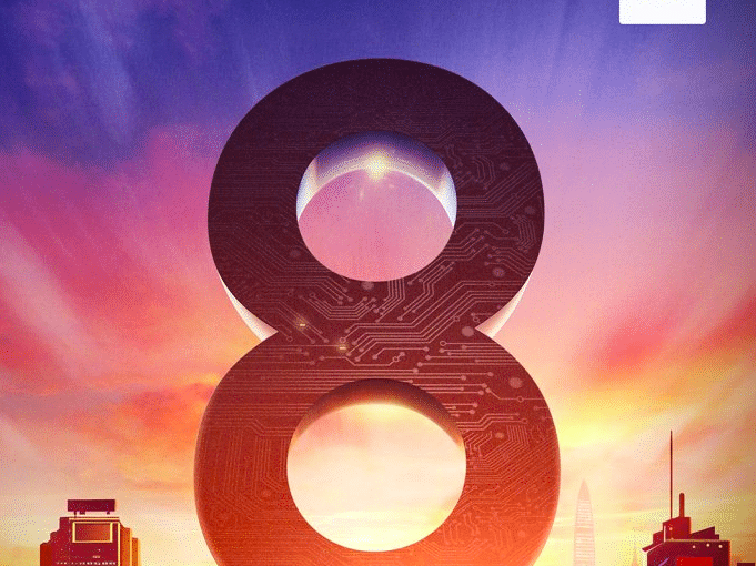 Xiaomi Unveiling The Mi 8 With In-Screen Fingerprint Scanner on May 31