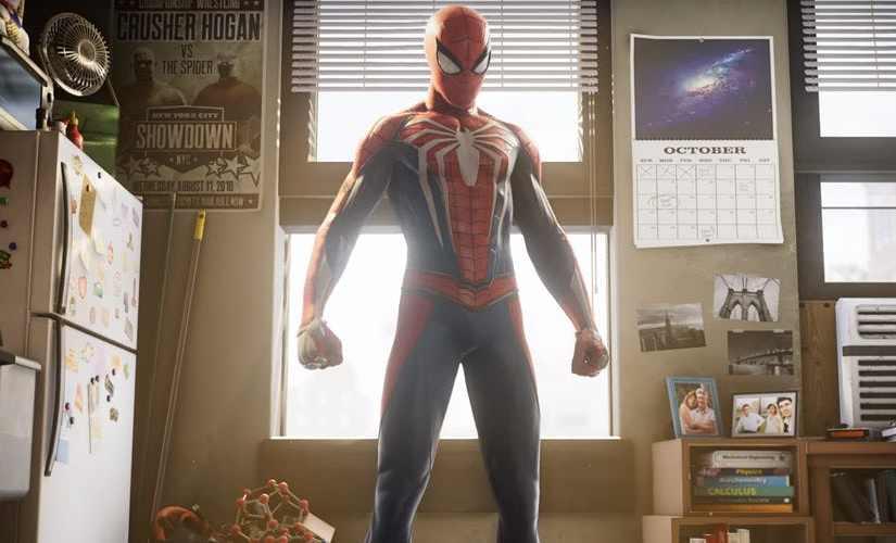 Rumor: Marvel's Spider-Man PS4 Pro  Leaked Online