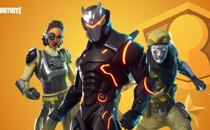 Fortnite: Battle Royale Debuts 'Solo Showdown' Mode