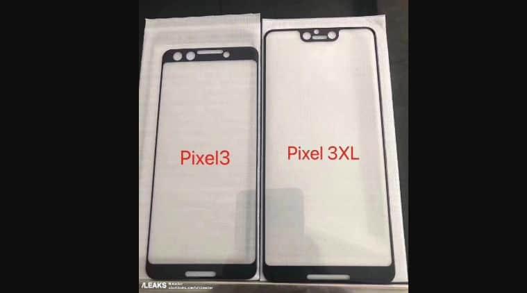Leaks Show Google Pixel 3 XL to Sport iPhone X-like Notch
