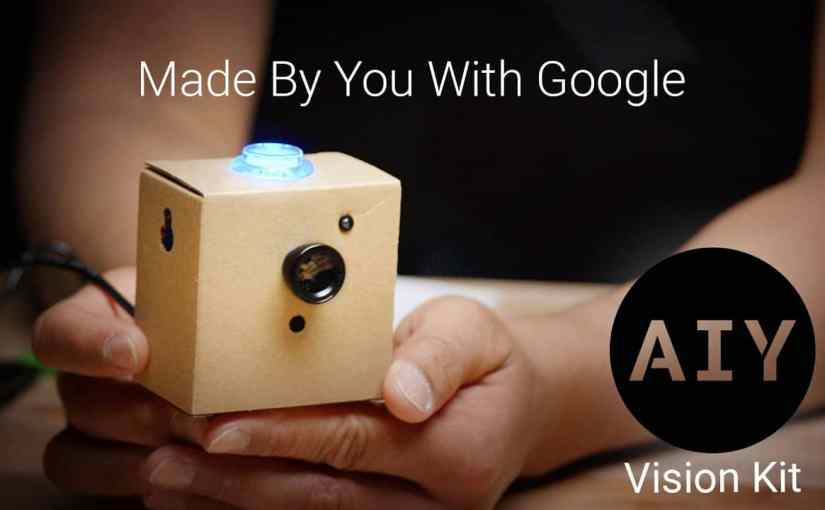 Google's Neural AI Kits at Target Mainstream Tech for DIY Gadgets