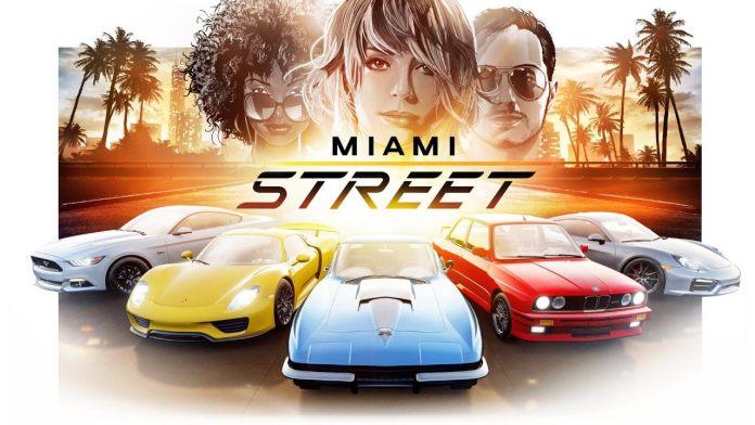 Miami Street Windows