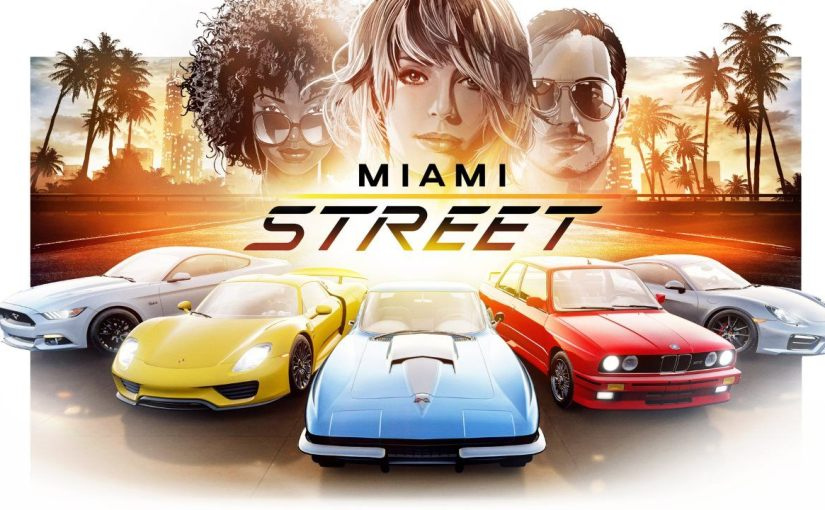 Microsoft Launches Free-to-Play Windows 10 Racing Game Called Miami Street