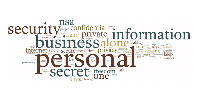 The War Between Personal Privacy Vs. Public Security
