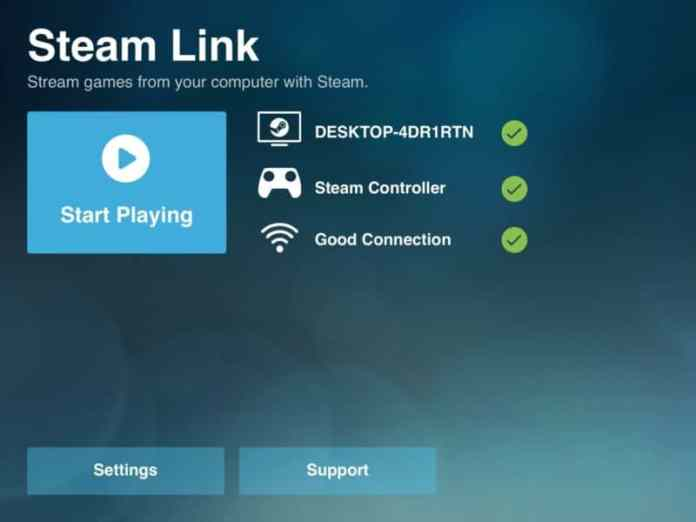 Steam Link App iOS