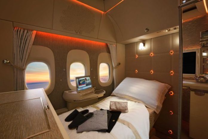 Emirate Airplane