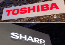 Toshiba and Sharp