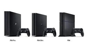 Ps game consoles