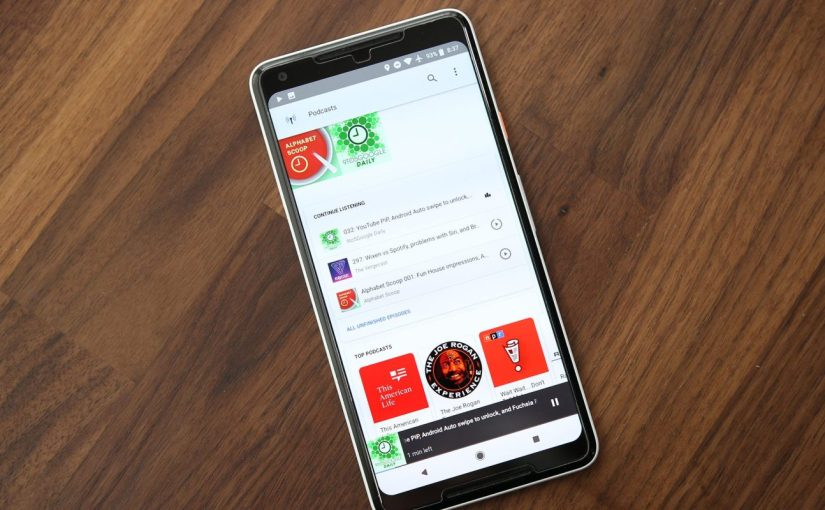 A Google Podcasts App May Soon Be Launched