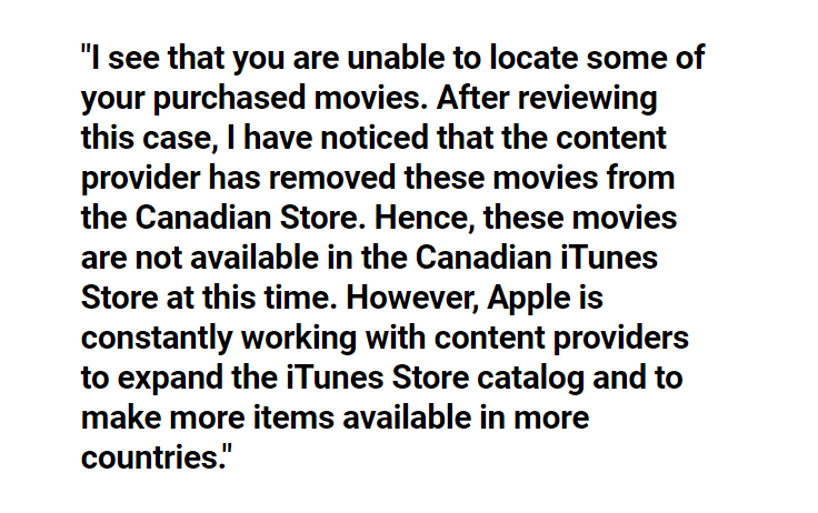 #35 Apple Is Deleting Your iTunes Movies