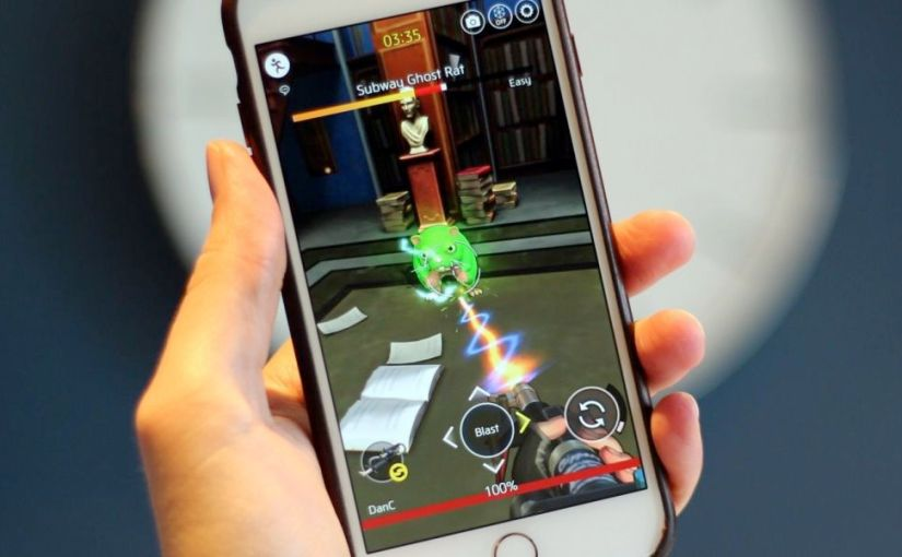#57 Ghostbusters World is Pokemon Go With Ghosts