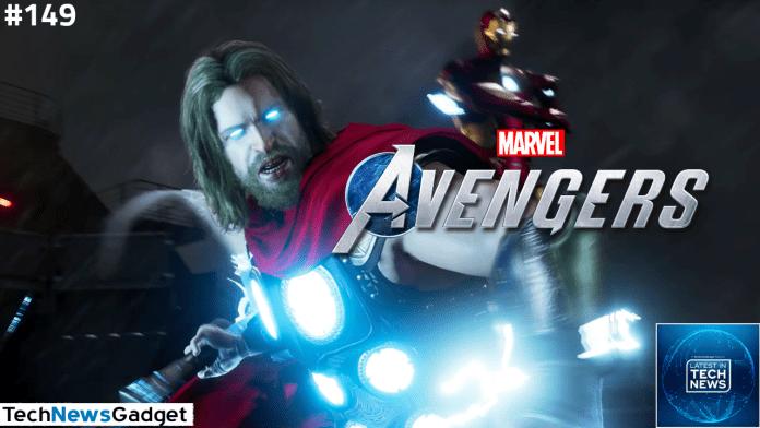 #149 SNEAK PEEK Of Marvel's Avengers