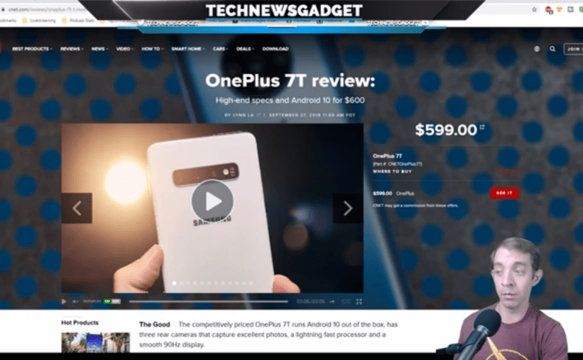 #192 A Look At The OnePlus 7T
