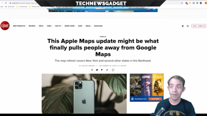 #193 Apple Maps vs Google Maps