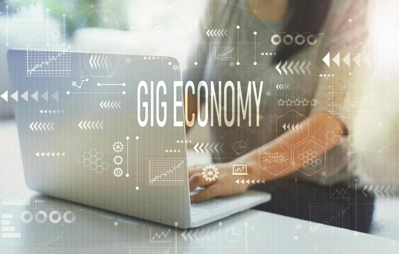 How Technology Has Created the Digital Gig Economy